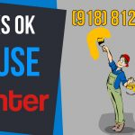 House Painter Jenks OK