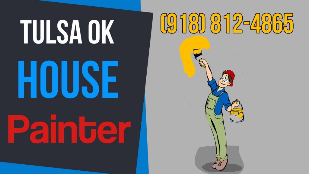 House Painting Tulsa OK